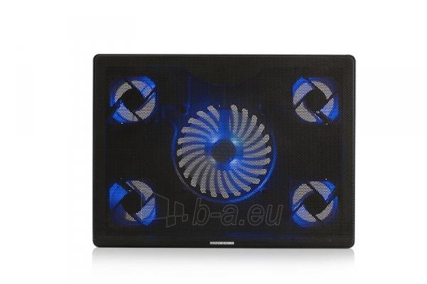Aušinimo stovas Modecom Comfort PF15 su ventiliatoriumi Paveikslėlis 1 iš 5 310820044577