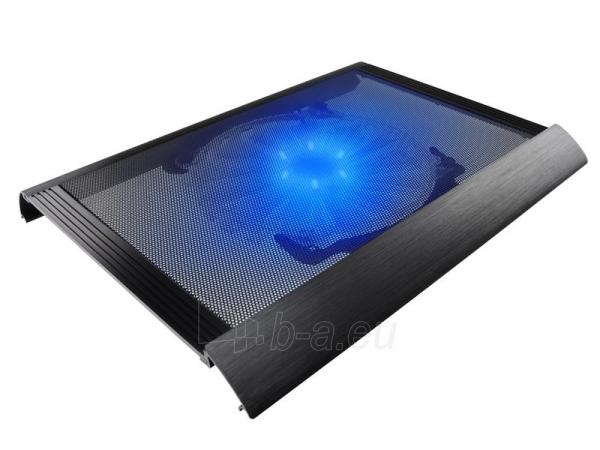 Aušinimo stovas TRACER Chilly, aliuminis, 20 cm ventiliatorius Paveikslėlis 1 iš 4 2502552400238