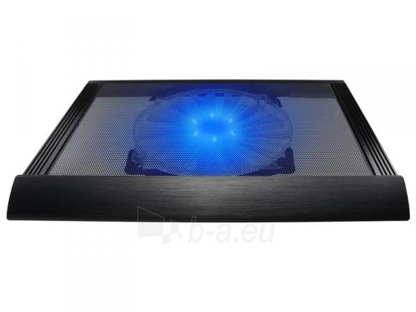 Aušinimo stovas TRACER Chilly, aliuminis, 20 cm ventiliatorius Paveikslėlis 2 iš 4 2502552400238