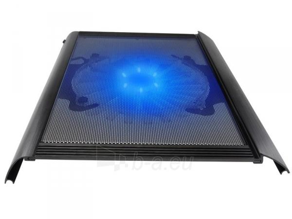 Aušinimo stovas TRACER Chilly, aliuminis, 20 cm ventiliatorius Paveikslėlis 3 iš 4 2502552400238