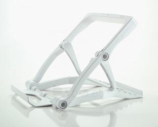 Aušintuvas Portable notebook stand (white) Paveikslėlis 5 iš 5 310820044451