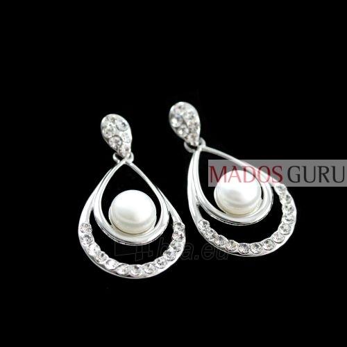 Earrings ''dewdrop'' A2811 Paveikslėlis 1 iš 2 30070000363