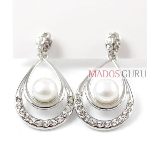 Earrings ''dewdrop'' A2811 Paveikslėlis 2 iš 2 30070000363