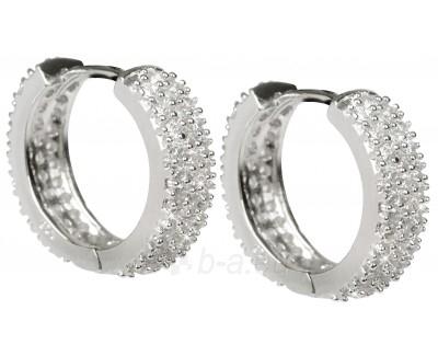 Beneto Třpytivé stříbrné kruhy AGU27 Paveikslėlis 1 iš 1 30070002669