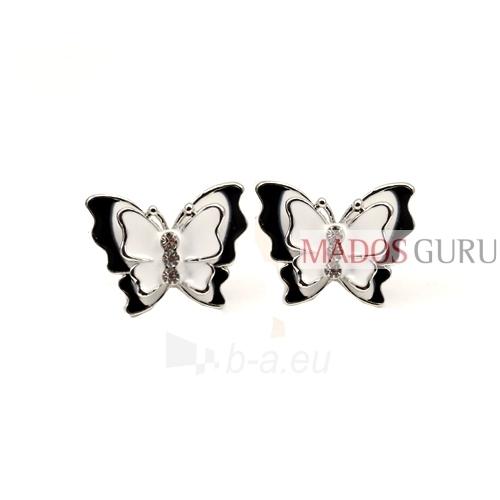 "Earrings ""Butterflies'' A135 Paveikslėlis 1 iš 2 30070000053"