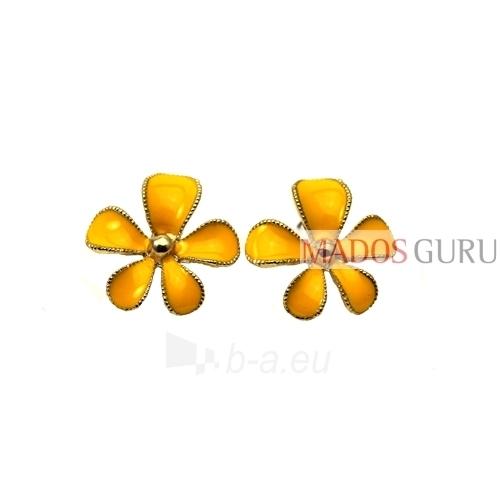 """Auskarai """"Gėlė'' A114 Paveikslėlis 1 iš 1 30070000057"""