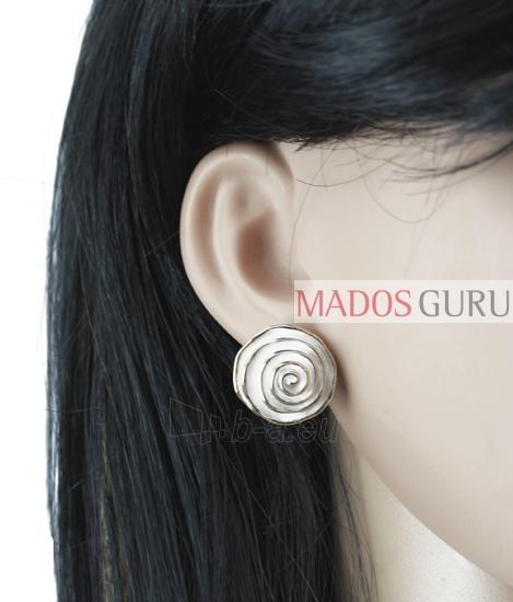 "Earrings ""Flower'' A359 Paveikslėlis 3 iš 3 30070000617"
