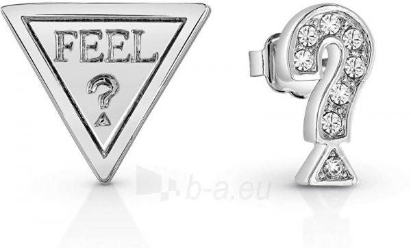 Auskarai Guess Asymmetric earrings UBE83082 Paveikslėlis 1 iš 6 310820127446