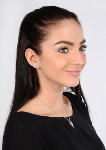 Auskarai Guess Asymmetric earrings UBE83082 Paveikslėlis 5 iš 6 310820127446
