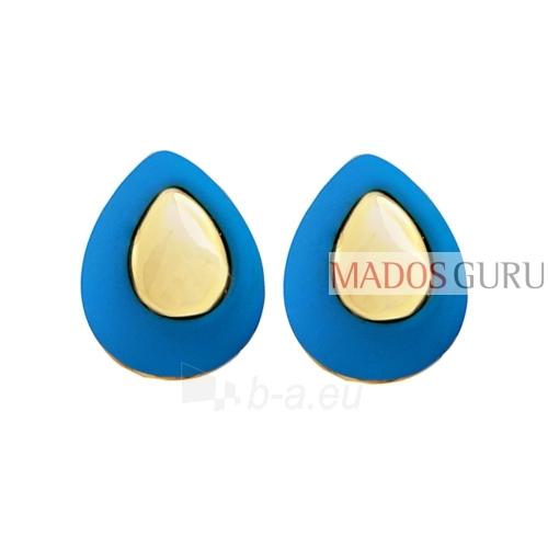 """Earrings """"Drops'' A377 Paveikslėlis 1 iš 2 30070000640"""