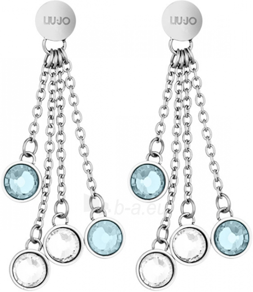 Auskarai Liu.Jo Steel earrings LJ1105 Paveikslėlis 1 iš 1 310820179327