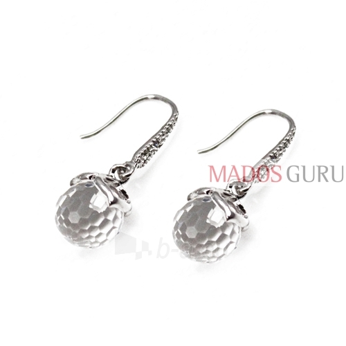 Earrings with Crystals A285 Paveikslėlis 1 iš 2 30070000418