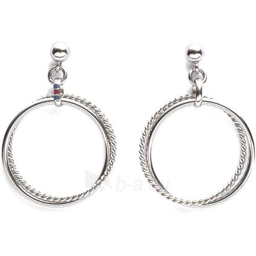 Auskarai Tommy Hilfiger Fashion náušnice s kroužky TH2700574 Paveikslėlis 1 iš 1 30070003998