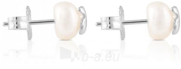 Auskarai Tous Earrings made of real pearls with bear 211140420 Paveikslėlis 2 iš 5 310820182260