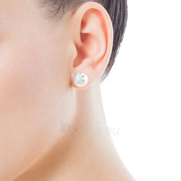 Auskarai Tous Earrings made of real pearls with bear 211140420 Paveikslėlis 5 iš 5 310820182260