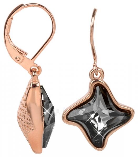 Auskarai Troli Bronze Silver earrings Twister Night Paveikslėlis 1 iš 2 310820179419