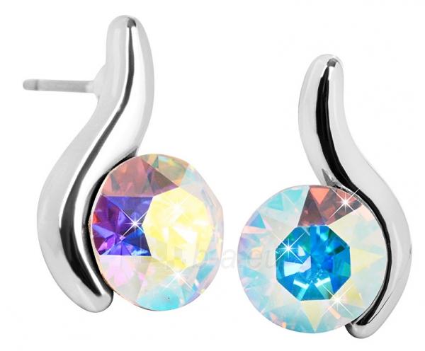 Auskarai Troli Earrings Chaton Wave AB Paveikslėlis 1 iš 4 310820182219