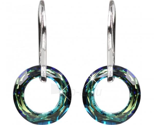 Auskarai Troli Náušnice Cosmic Ring Bermuda Blue null Paveikslėlis 1 iš 2 30070004079