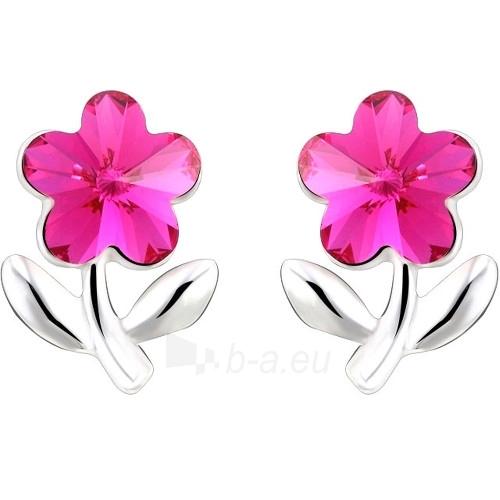 Auskarai Vicca® Náušnice Azaela Pink OI_440221_pink Paveikslėlis 1 iš 1 30070003702