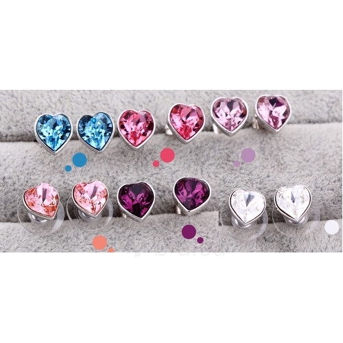 Auskarai Vicca® Roslyn Light Purple OI_405007_lightpurple Paveikslėlis 1 iš 2 30070003857