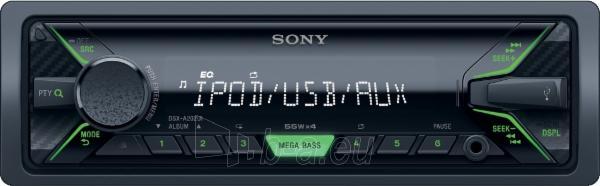 SONY DSX-A202UI Car stereo Paveikslėlis 1 iš 2 310820039875