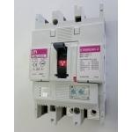 Automatas pramoninis, 3P, 100A, 25kA, atkabiklis šilum./elektromag. 0,63-1/6-12, EB2125/3L, ETI 004671025 Paveikslėlis 1 iš 1 222932000324