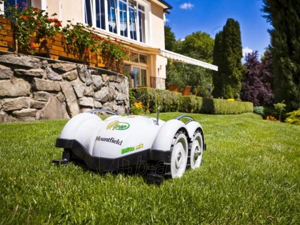 Automatinė vėjapjovė -robotas Wiper Blitz XK Paveikslėlis 1 iš 4 268901000664