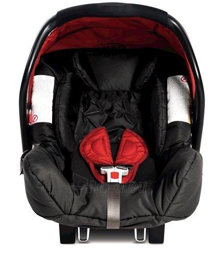Autosēdeklīši GRACO Junior Baby (Chilli) autosēdeklis ar adapteriem viegli savienojams ar EVO ratiņi Paveikslėlis 1 iš 1 250730000256