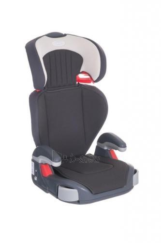 Automobilinė kėdutė Graco Junior maxi, Pearl Gray Paveikslėlis 1 iš 1 310820074162