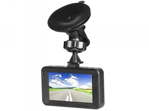 Automobilinis vaizdo registratorius TRACER MobiFinest FHD Paveikslėlis 2 iš 4 310820143896