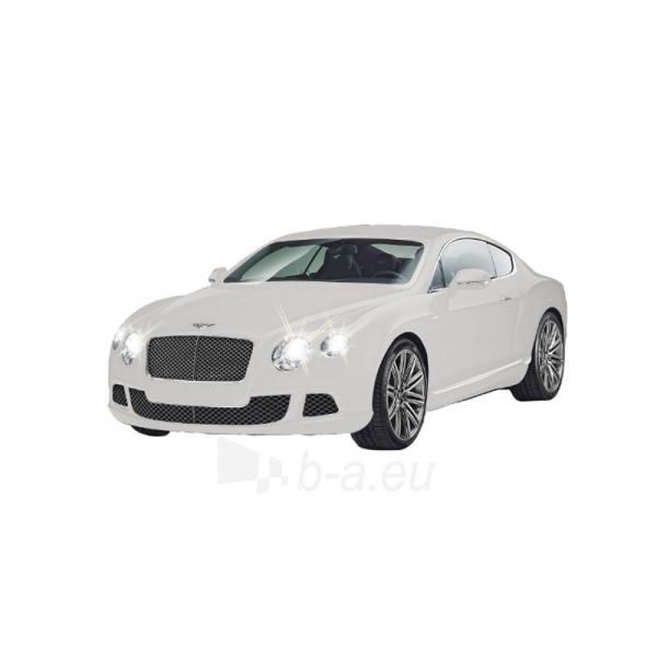 Automobilis Bentley Continental GT Speed 1:14 white Paveikslėlis 1 iš 1 310820143676