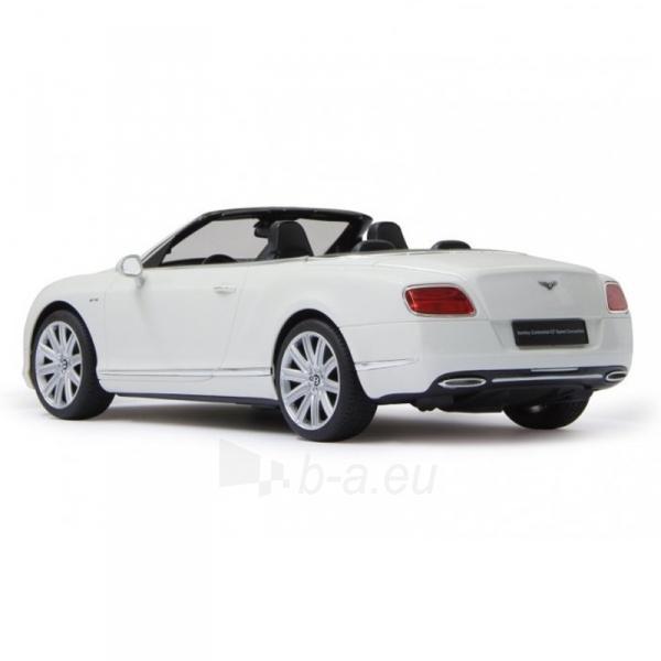Automobilis Bentley ContinentalGT SpeedCon.1:12 white Paveikslėlis 2 iš 2 310820143666