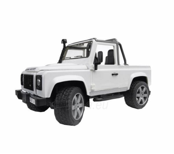 BRUDER Land Rover Defender Pick Up 02591 Paveikslėlis 1 iš 1 310820005570