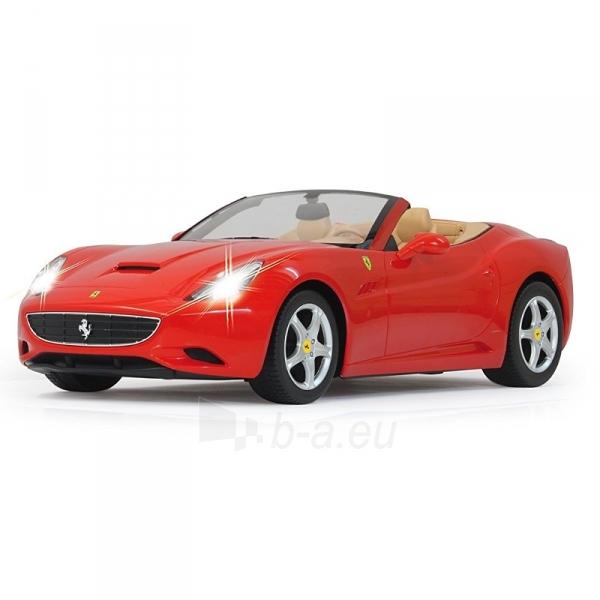 Automobilis Ferrari California 1:12 red Paveikslėlis 1 iš 5 310820143665