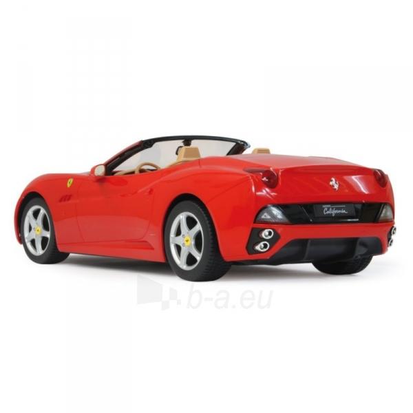 Automobilis Ferrari California 1:12 red Paveikslėlis 2 iš 5 310820143665