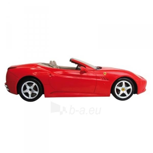 Automobilis Ferrari California 1:12 red Paveikslėlis 3 iš 5 310820143665
