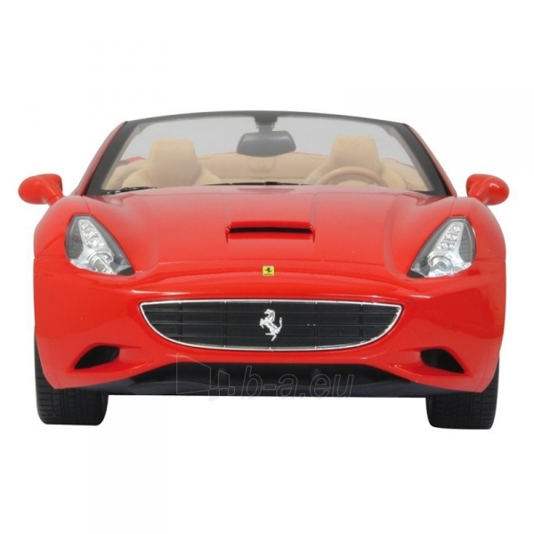 Automobilis Ferrari California 1:12 red Paveikslėlis 4 iš 5 310820143665