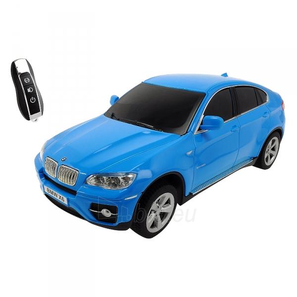 Automobilis valdomas RC Motion Control BMW X6 Paveikslėlis 1 iš 1 310820082339