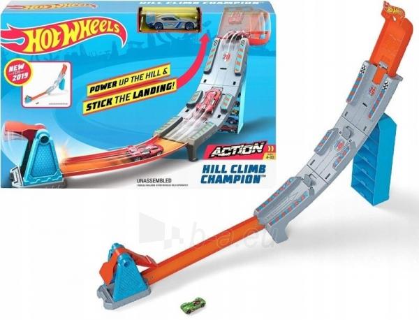 Automobilių trąsa GBF81 / GBF83 Mattel Hot Wheels Hill Climb Champion Paveikslėlis 1 iš 3 310820230602
