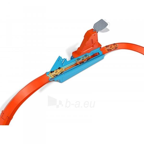 Automobilių trąsa GBF81 / GJM75 Mattel Hot Wheels Rapid Raceway Champion Play Set Paveikslėlis 5 iš 6 310820230590