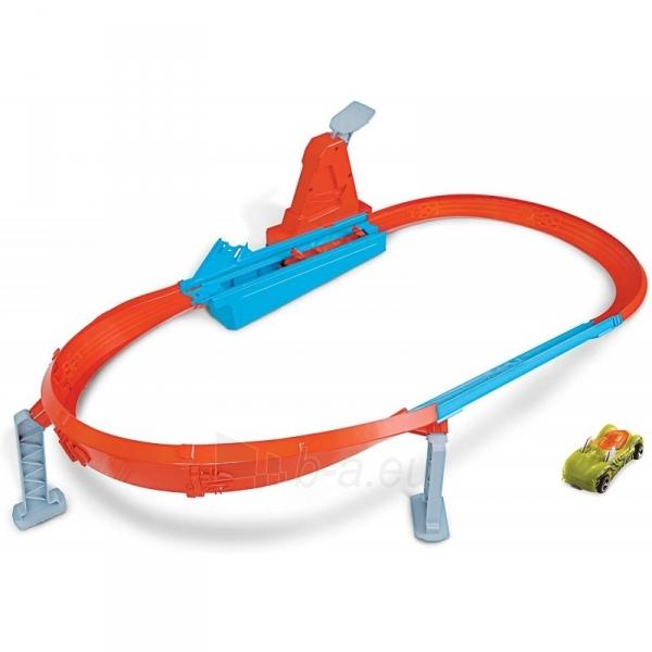 Automobilių trąsa GBF81 / GJM75 Mattel Hot Wheels Rapid Raceway Champion Play Set Paveikslėlis 6 iš 6 310820230590