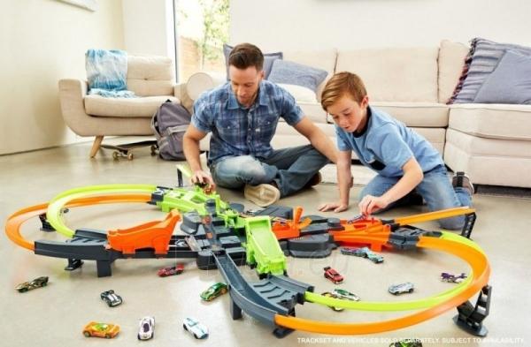 Automobilių trąsa GFH87 Mattel Hot Wheels Colossal Crash Set Paveikslėlis 1 iš 6 310820230572