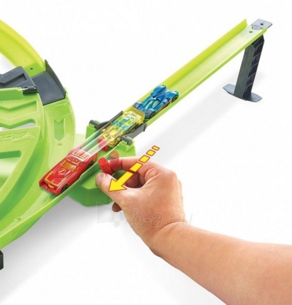 Automobilių trąsa GFH87 Mattel Hot Wheels Colossal Crash Set Paveikslėlis 5 iš 6 310820230572