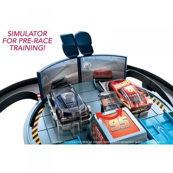 Automobilių trąsa GJW42 Mattel Disney Pixar Cars Rust-Eze Racing Tower Paveikslėlis 4 iš 6 310820230604