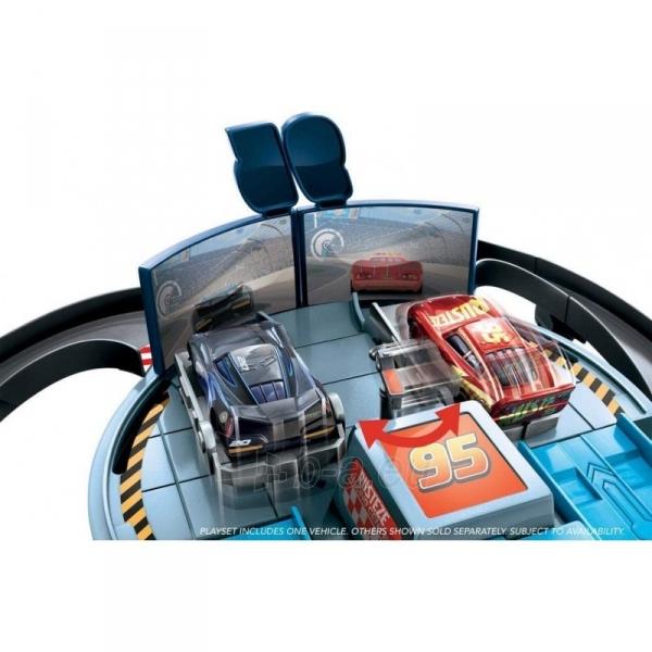 Automobilių trąsa GJW42 Mattel Disney Pixar Cars Rust-Eze Racing Tower Paveikslėlis 6 iš 6 310820230604