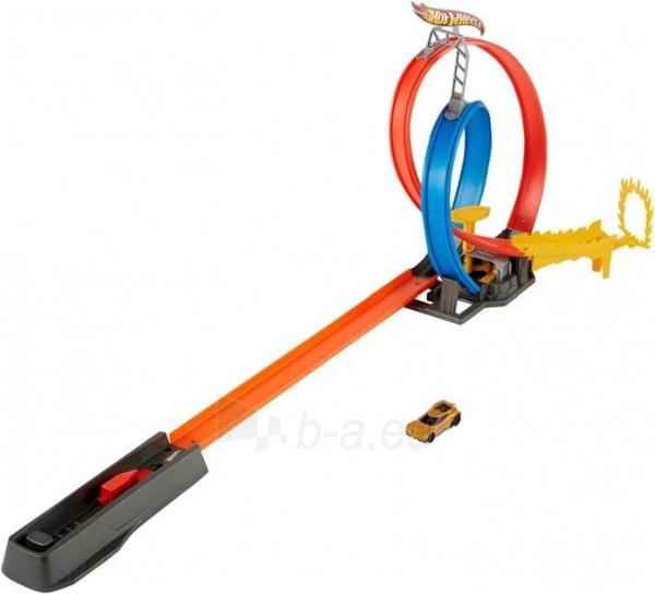 Automobilių trąsa GMD92 Hot Wheels Energy Track Playset MATTEL . Paveikslėlis 4 iš 6 310820249565