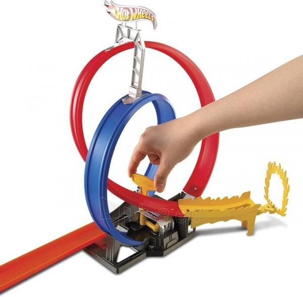 Automobilių trąsa GMD92 Hot Wheels Energy Track Playset MATTEL . Paveikslėlis 5 iš 6 310820249565