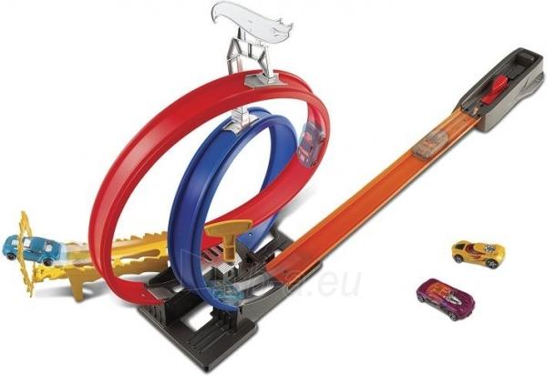 Automobilių trąsa GMD92 Hot Wheels Energy Track Playset MATTEL . Paveikslėlis 6 iš 6 310820249565