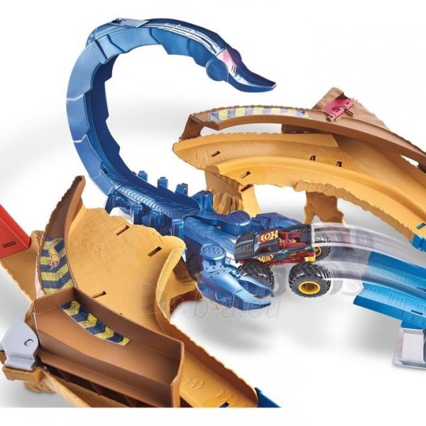 Automobilių trąsa GNB05 Hot Wheels Mattel . Paveikslėlis 5 iš 6 310820249510