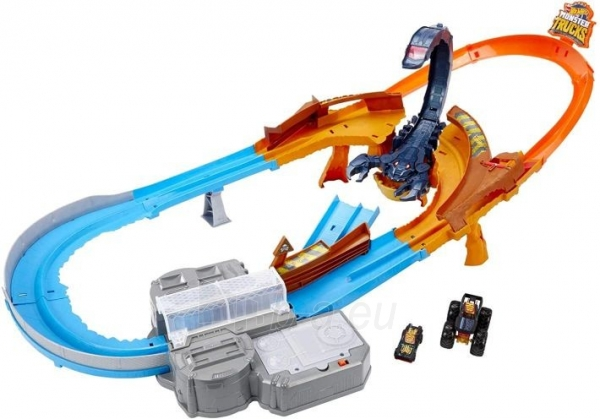 Automobilių trąsa GNB05 Hot Wheels Mattel . Paveikslėlis 6 iš 6 310820249510